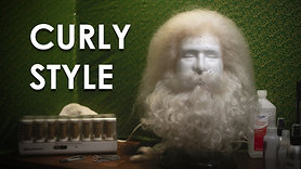 "S2E07 Yak Beard Series ""Curly"""
