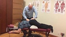 Lumbar Spinal Stenosis Bolster Instructional Video