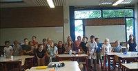 Oefenen in de klas klein