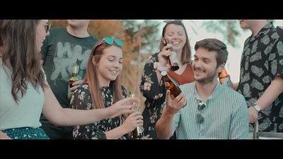 Gerner und Tschann - IS UNS EGAL (Official Video)