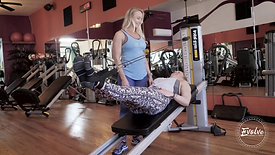 Gravity Machine | Legs and Straps