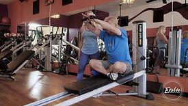 Gravity Machine | Upper Body Facing the Squat Stand