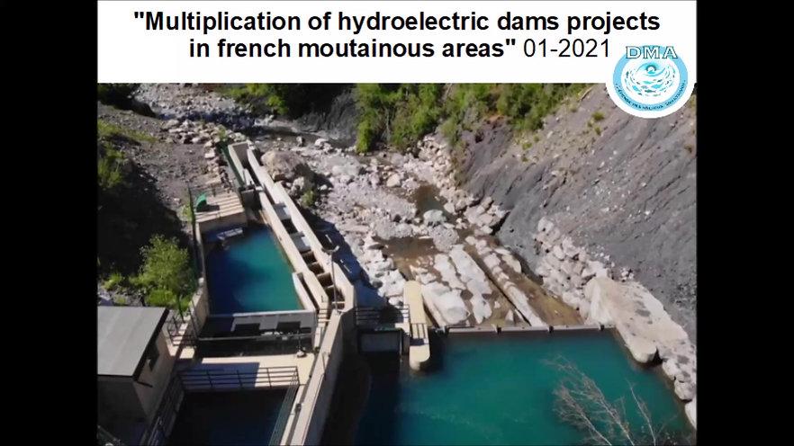 Stop aux microcentrales hydroélectriques