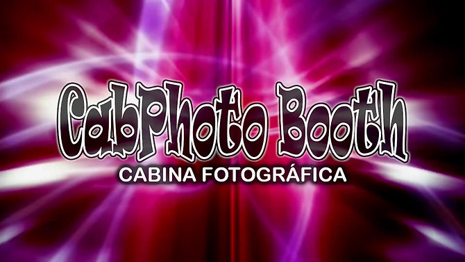 CabPhotoBooth Video