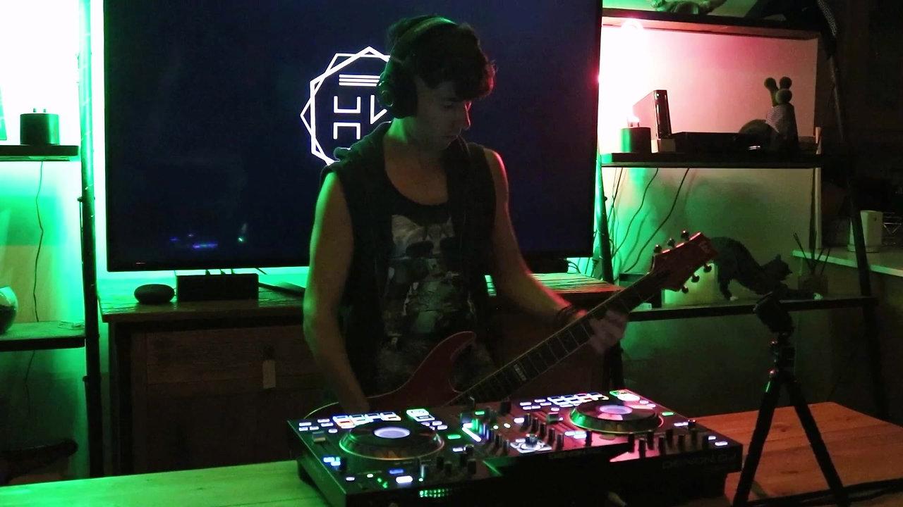Guitar Vs DJ Solo Mix