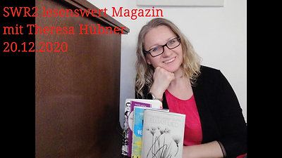 Bozena Badura im SWR2 lesenswert Magazin bei Theresa Hübner_20.12.2020
