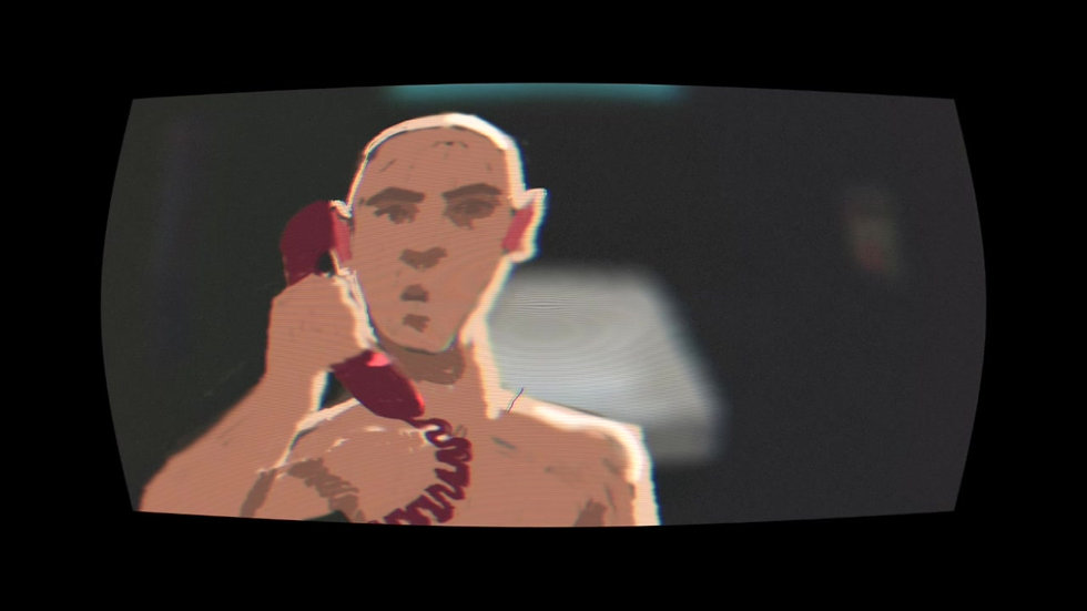 Dial Zero: Animated Film Short by Steve Cefalo