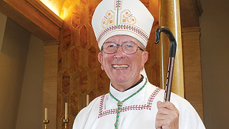 Bishop Malone's last journey