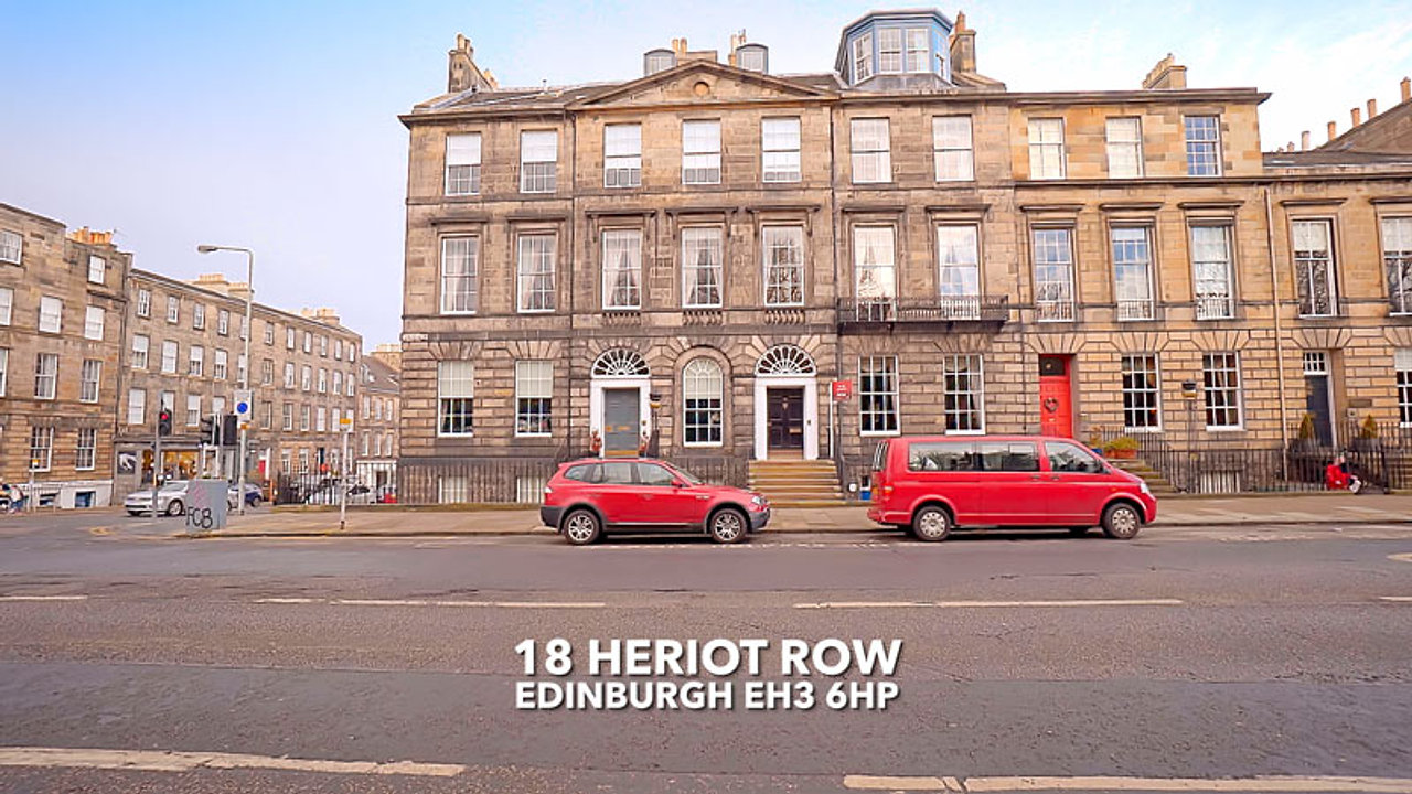 18 Heriot Row, Edinburgh EH3 6HP