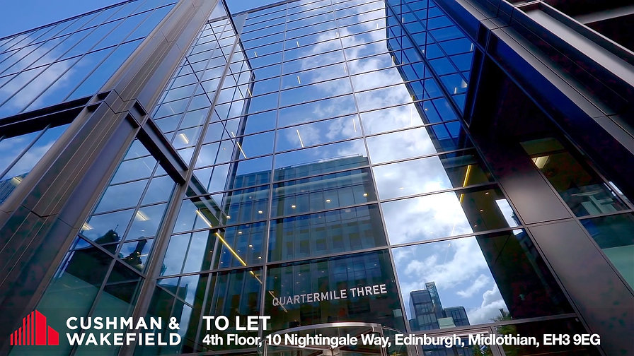 SCENEINVIDEO - Quartermile 3, Edinburgh, 4th Floor