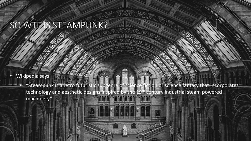 What Is Steampunk? 101