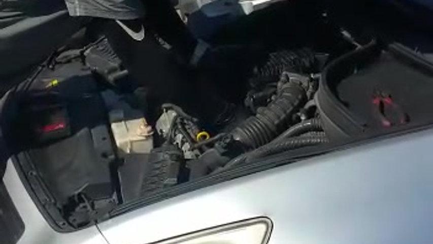 Customer Got A Vehicle Inspection