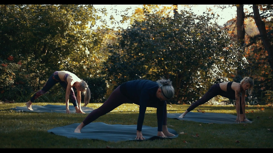 Autumn Series - Summit - Sunset Yoga