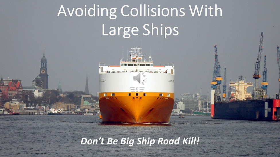 The Navigational Constraints of Ships