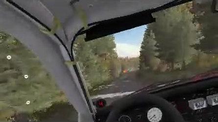 Rally Motion Simulator