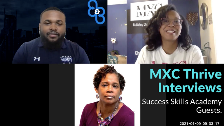 MXC Thrive Interview Part 1