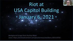 USA White House Riot in 2021, Part 1