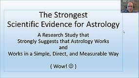 Strong Scientific Support for Astrology