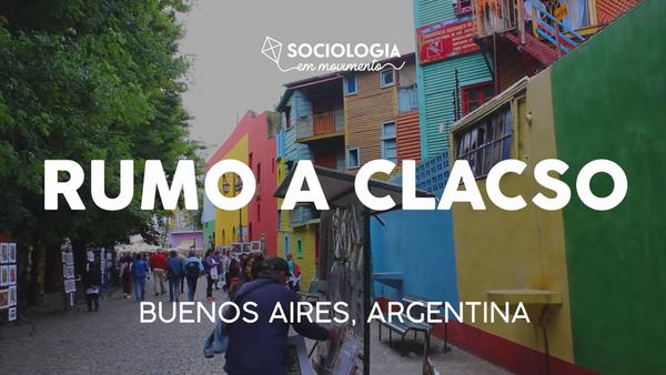 #RumoAClacso