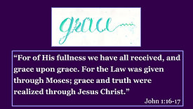 Transforming Grace Lesson 2