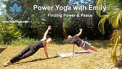 Power Yoga with Emily - Power & Peace