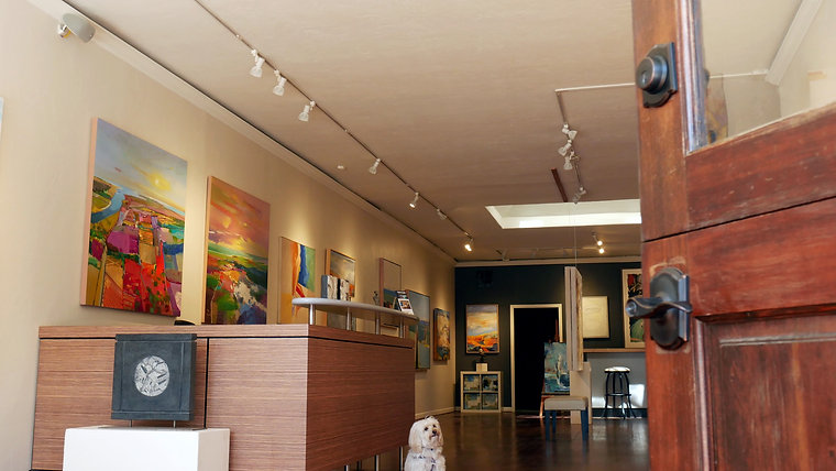Gallery North Features: Our New Space!