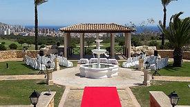 Weddings at Hotel Melia Villaitana