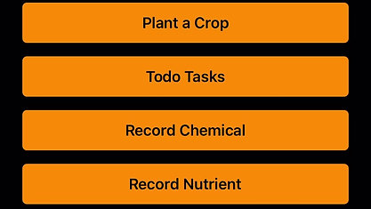 Agtrix Mobile App Chemical Recording