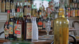 Les alcools des vieux bistrots des années 1900 à 1950