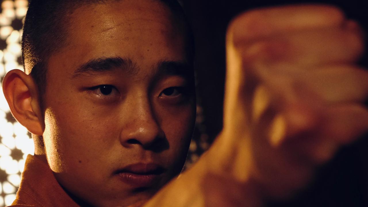 TC   The Shaolin Disciple