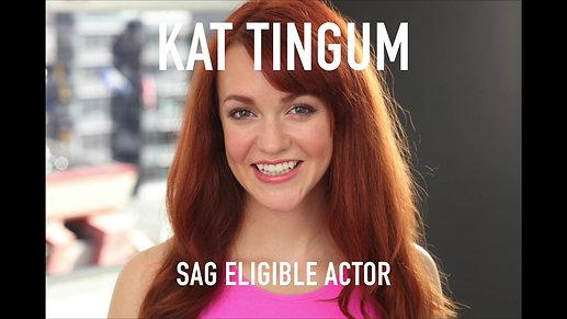 Kat Tingum's Comedy Reel 2020
