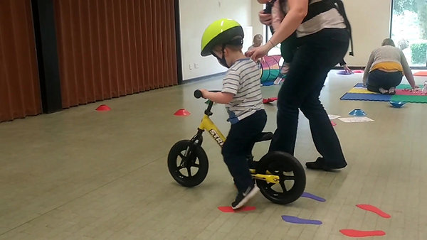 Action Tots Bike Skills
