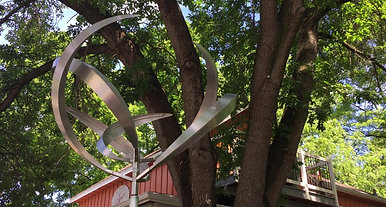 Sculpture in Summer