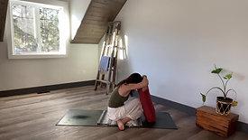 Yin + Yoga Nidra