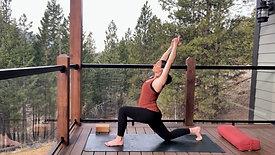 Deep & Stretchy | Lower Body Flow