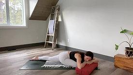 Yin Yoga - Lower Body