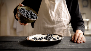 crumbs - Blaubeertarte