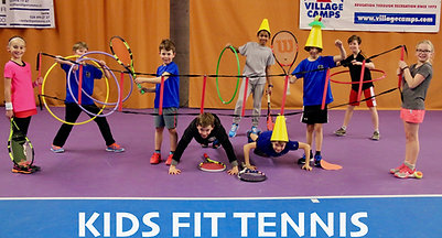 KIDS FIT TENNIS