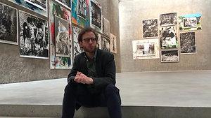 Johann König / Galerist