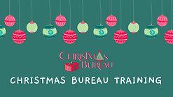Christmas Bureau Training