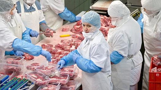 Meat handlers mortality