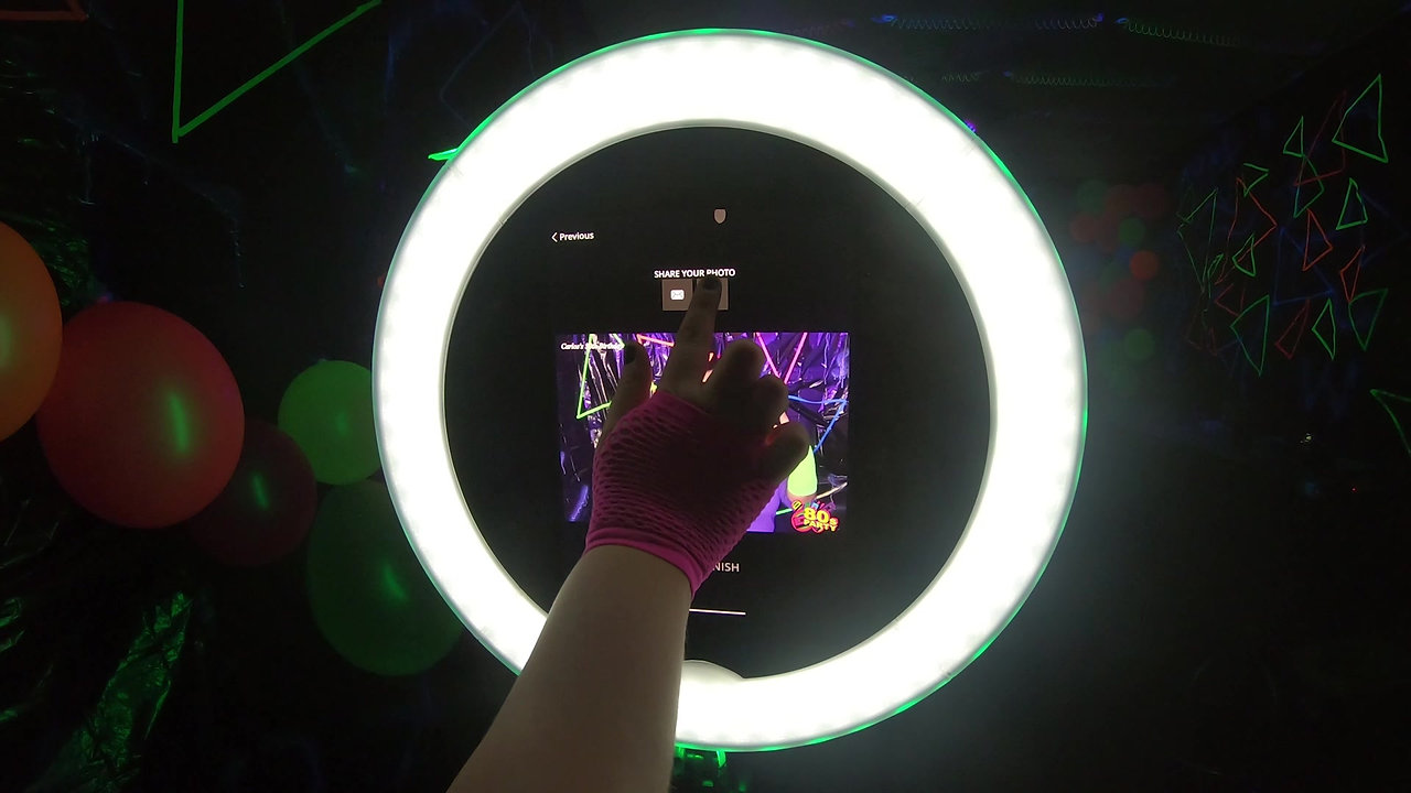The Selfie Station by GlamSnaps