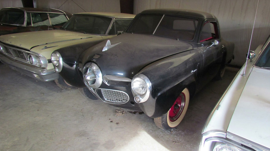50 Studebaker Champion Coupe