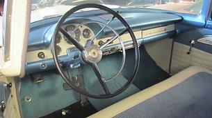 56 Ford Country Sedan Fairlane V8