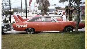 1970 Plymouth Superbird Video