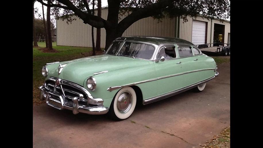 1952 Hudson Commadore 8