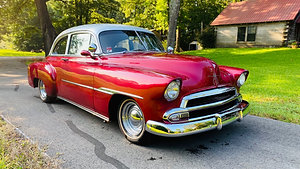 1951 Chevy Custom Cruiser Call Bill Ford +1-318-218-4823