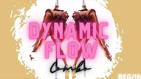 Dynamic Flow Combo (Beg/Int)