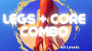 Legs + Core Combo (ALL LEVELS)