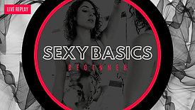 SEXY BASICS - LIVE REPLAY